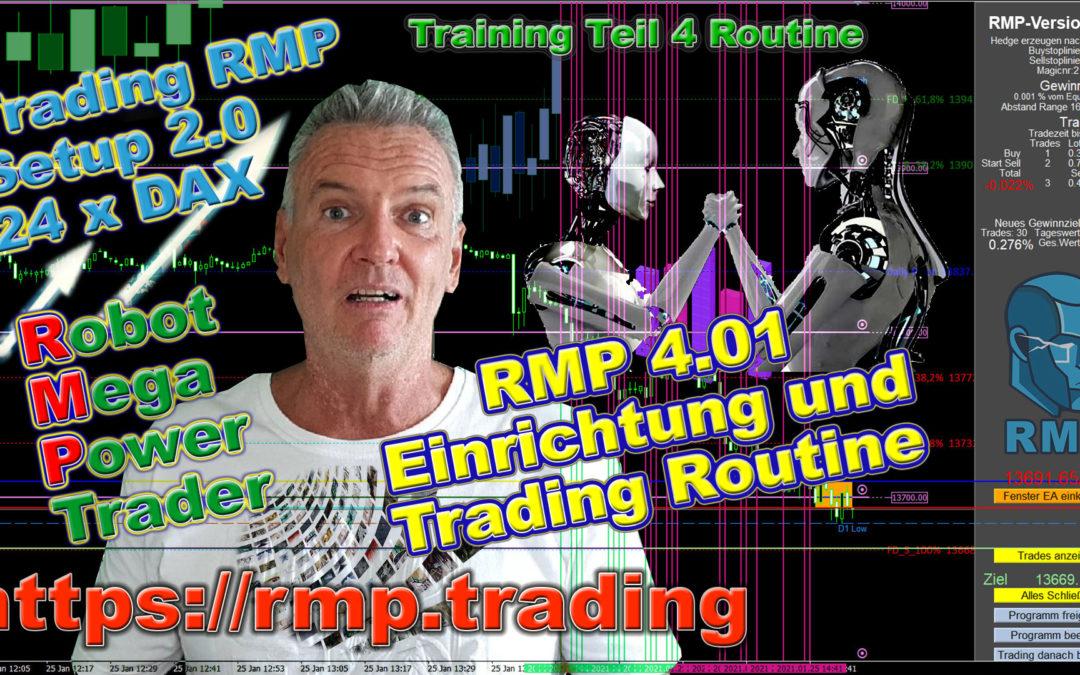 RMP Trading Setup 2.0
